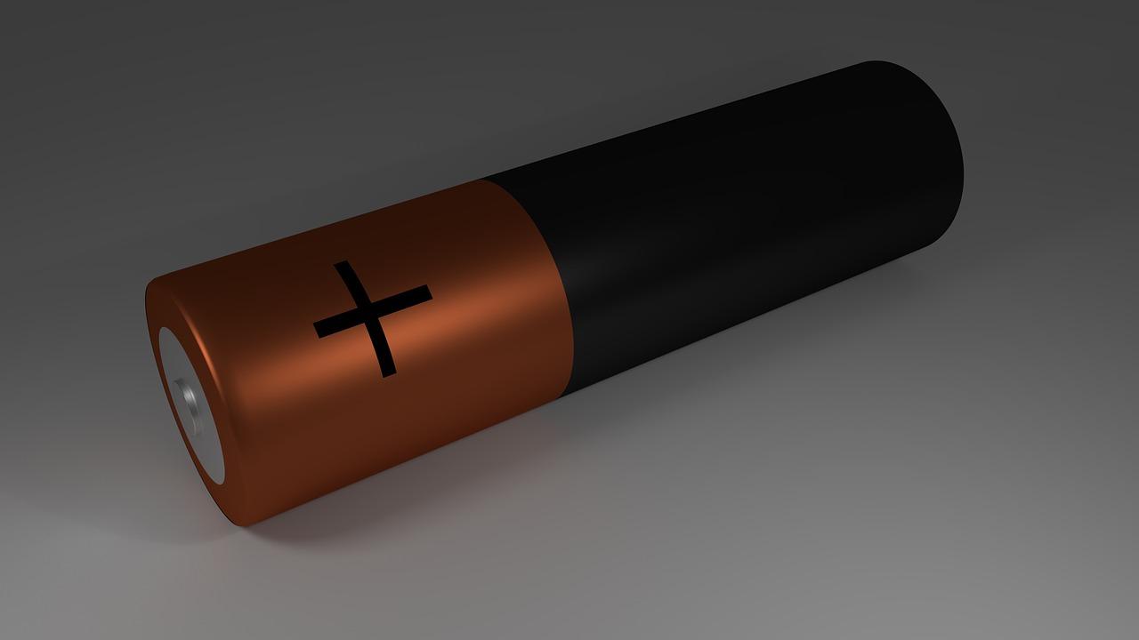 Färska batterier