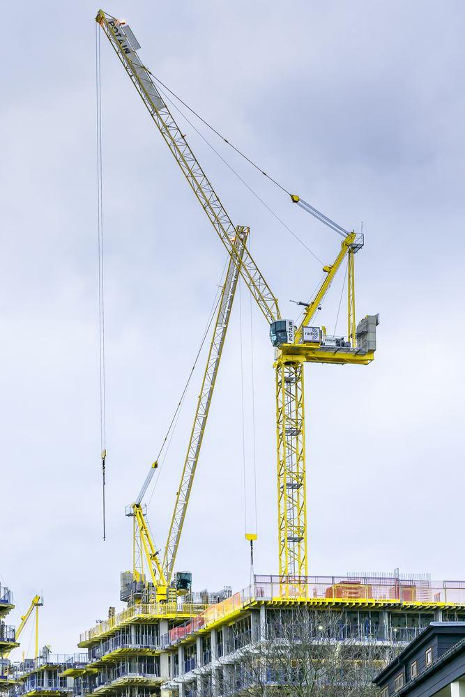 Kran - ett mångsidigt byggverktyg