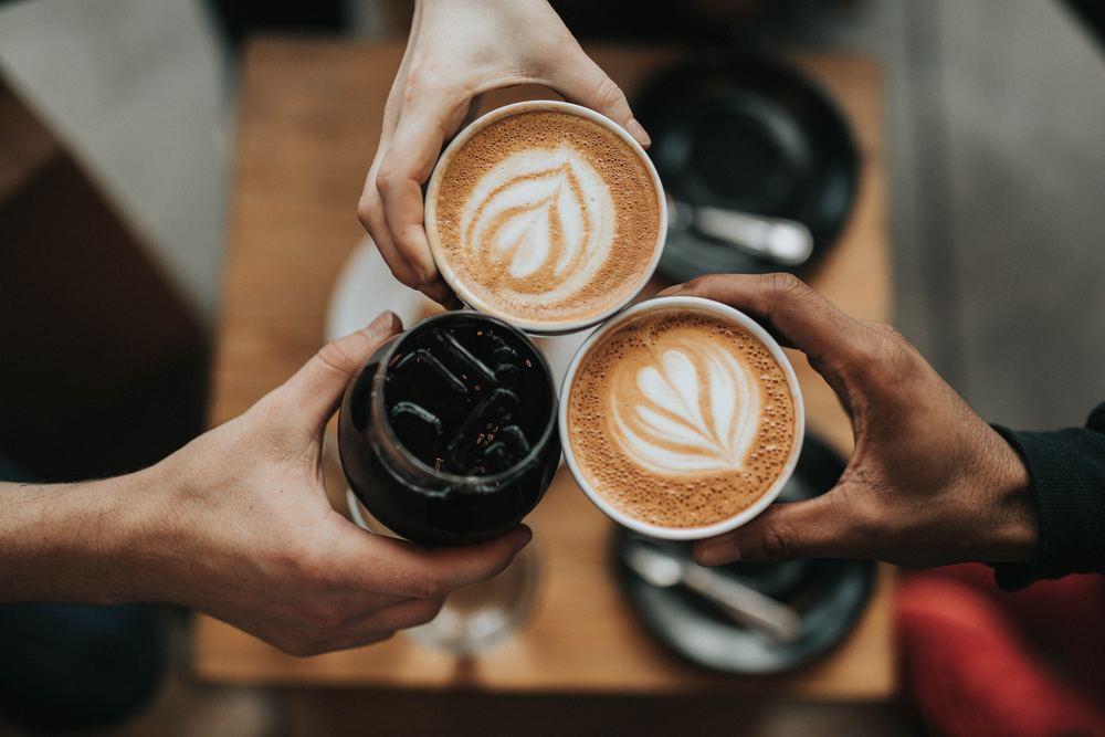 Kaffe är livets bränsle