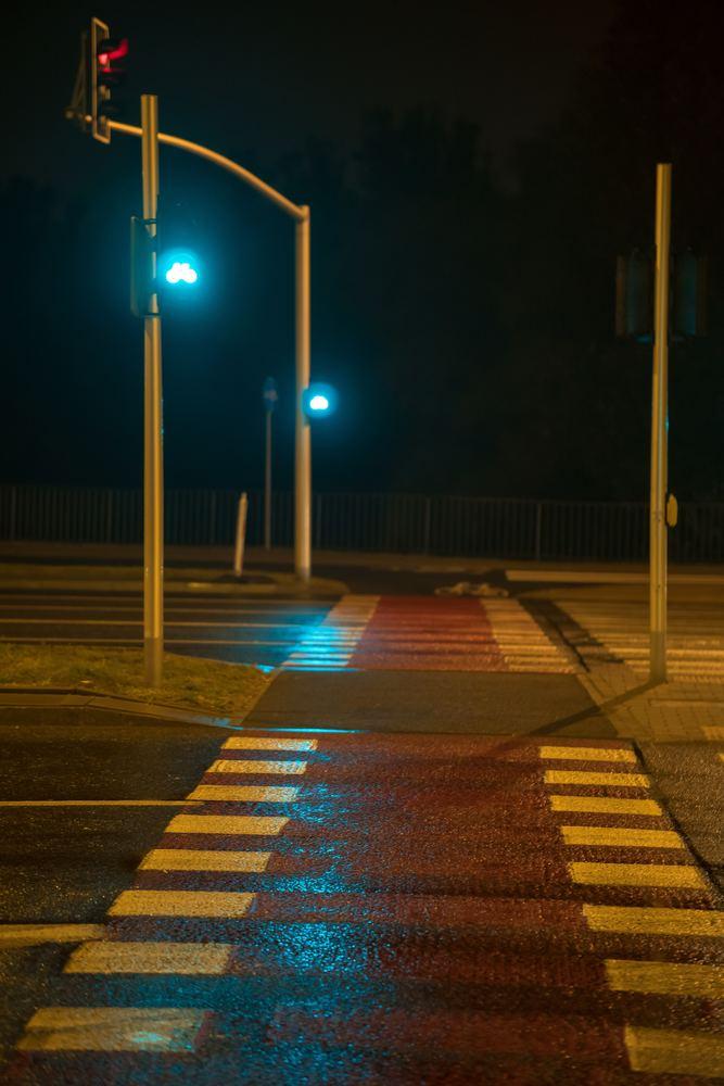 Känner man till att det finns färgad asfalt?